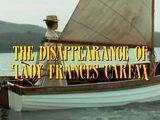 Das Verschwinden der Lady Frances Carfax (Film, 1991)