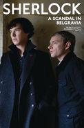 Sherlock 4.4 Cover B (Manga)