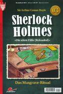 Sherlock Holmes 03 (Kelter)