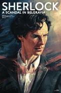 Sherlock 4.1 Cover A (Manga)