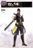 Sengoku Basara 2 Heroes Render