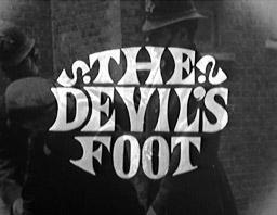 The Devil's Foot (Film, 1965)