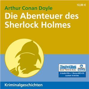 Die Abenteuer des Sherlock Holmes (Hörbuch, Radioropa)