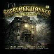 Sherlock Holmes Chronicles 58 - Entwurf