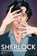 Sherlock 4.1 Cover D (Manga)