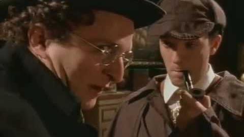 Wassup Holmes - Sherlock Holmes Parody