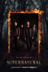 Supernatural Staffel 12 Promo