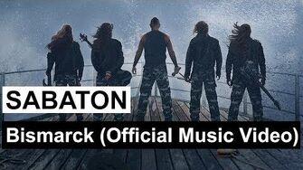 SABATON_-_Bismarck_(Official_Music_Video)