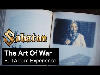 SABATON_-_The_Art_Of_War_(Full_Album_Experience)