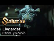 SABATON - Livgardet (Official Lyric Video)