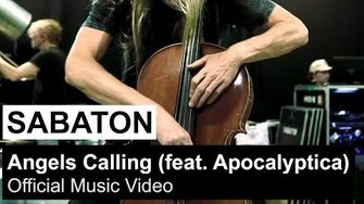 SABATON_-_Angels_Calling_feat._Apocalyptica_(Official_Music_Video)