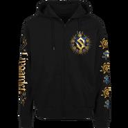 Livgardet-sabaton-zip-hoodie-front-H21013