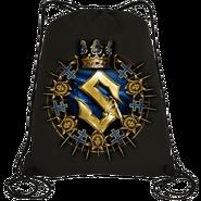 Livgardet-sabaton-drawstring-bag-black-A21004