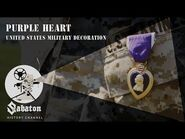 Purple Heart – US Military Decoration – Sabaton History 027 -Official-