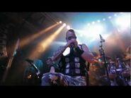 Raubtier Feat Joakim Brodén (Sabaton) - En Hjältes Väg - Live in Karlstad 2012-12-22 HD