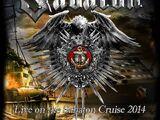 Live on the Sabaton Cruise 2014