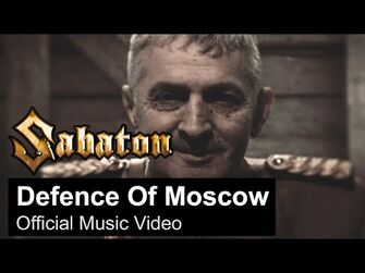 SABATON_-_Defence_Of_Moscow_(Official_Music_Video)