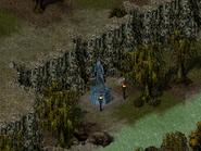 Глумур, статуя эльфа 4