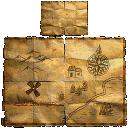 Текстура карты сокровищ