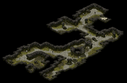 Пещера Брэйвсбури (восточная) 5