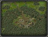 Скала воронов, цыганский лагерь 3