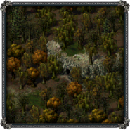 Мурбрук, пещера (северо-восточная) 1а