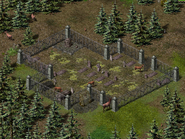 Тимбертон, кладбище 4