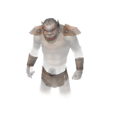 Воин-призрак орков