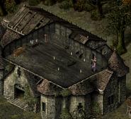 Особняк вампиров этаж 2