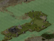 Дракенден, руины южные 4