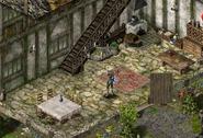 Интерьер дома этаж 1