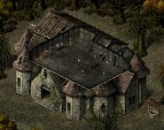 Заброшенный особняк (Белльвью) 4