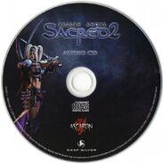 Sacred 2 OST Диск