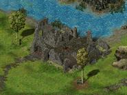 Перекрёсток Фей, руины 4