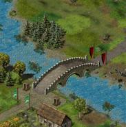 Перекресток Фей, мост
