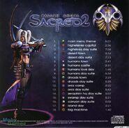 Sacred 2 OST Вкладыш 2