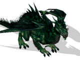 Ссслитс, болотный дракон