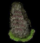 Рунный камень 1