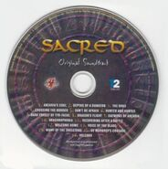 Sacred OST DE Диск