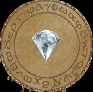 Предмет, огромный алмаз