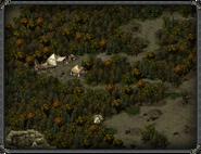 Лагерь корпорации «Расхитители гробниц» 3