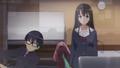 Kato Megumi scene from ep 8 08