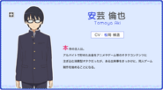 Profile Tomoya