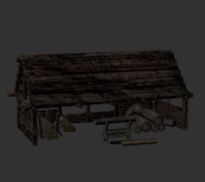 Woodcutting Hut