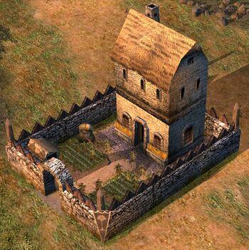 Settlement Rank 3
