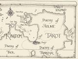 Tarot Island