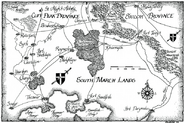 South Marsh Lands map LAMA 01