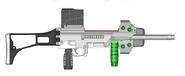 Assault rifle alienish