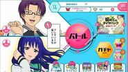 Saiki Kusuo no Psi-nan Mobile Game Part 1 Menus and Nendou's stage