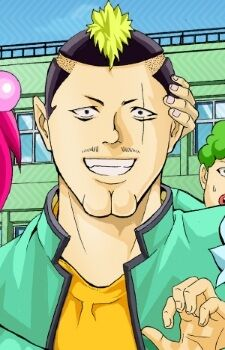 Nendou manga.jpg